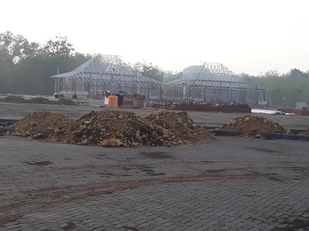 Gedung IKM Suramadu Madura